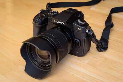 Panasonic G85 with 12-60mm f/3.5-5.6 Lens