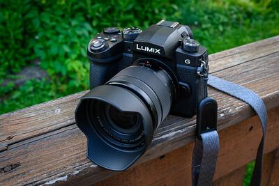 Panasonic Lumix G95 with 12-60mm Kit Lens
