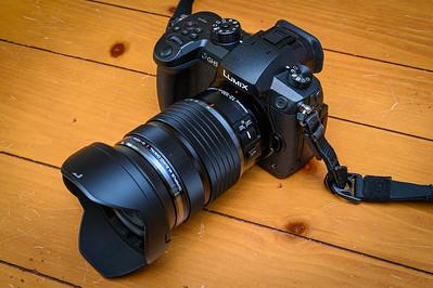 GH5 with Olympus 12-100 f/4