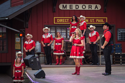 Medora Musical - July 21, 2017  - Medora, ND