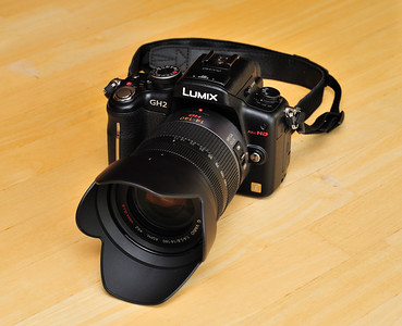 Panasonic GH2 - I no longer own the GH2.