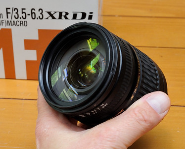 Tamron 28-300 VC Lens