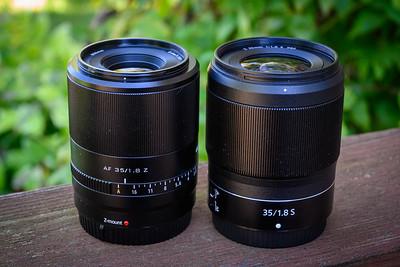 Viltrox 35mm f/1.8 vs Nikon Z 35mm f/1.8