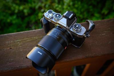 Nikon Z fc with Viltrox 35mm f/1.8 Lens