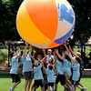 "Several generations of Berenice Sayre's family play with a giant ball during the celebration. <br /> Berenice Sayre of Boulder turned 100 years-old in February. She celebrated her birthday during a family reunion with over 60 relatives at North Boulder Park.<br /> For more photos and a video of the celebration, go to  <a href=""http://www.dailycamera.com"">http://www.dailycamera.com</a>.<br /> Cliff Grassmick / July 2, 2011"