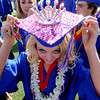 "Tierney Walker is a princess and a new Centaurus graduate after Saturday.<br /> For a video and photos of the graduations, go to  <a href=""http://www.dailycamera.com"">http://www.dailycamera.com</a>.<br /> Cliff Grassmick/ May 21, 2011"