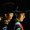 "Henry Gonzalez, right, performs with other members of Baile Folklorico of Casey Middle School.<br /> A delegation from Tibet, organized by the Boulder-Lhasa Sister City Project, visited Casey Middle School on Tuesday. For more photos and a video of the delegation, go to  <a href=""http://www.dailycamera.com"">http://www.dailycamera.com</a>.<br /> Cliff Grassmick/ February 22, 2011"