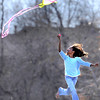1122KITE1x.jpg 1122KITE1.jpg Akasha Gabrieloff-Parish, 10, watches her kite fly while playing at Scott Carpenter Park in Boulder, Colorado November 22, 2011.  CAMERA/Mark Leffingwell