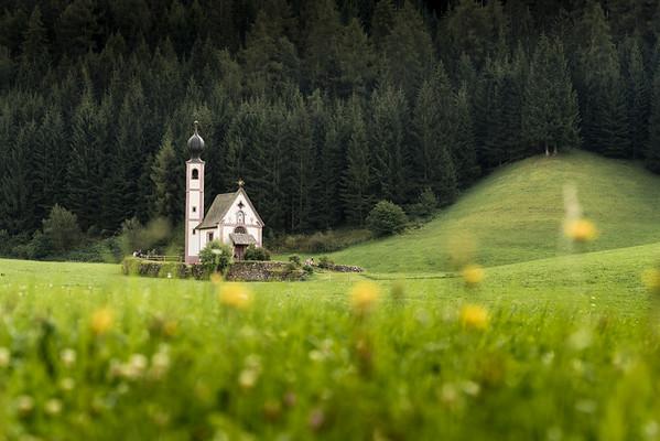 Chiesetta di San Giovanni in Ranui