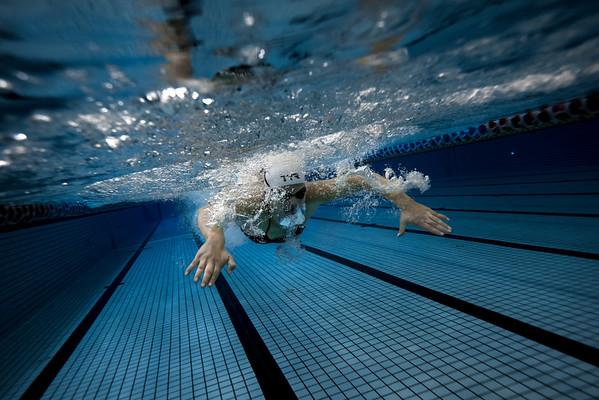 Swimmer Amalie Mikkelsen