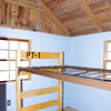 Fresh paint in BC cabins!