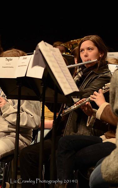 2014 Limestone College Band Clinic - Saturday