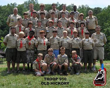 TROOP 910