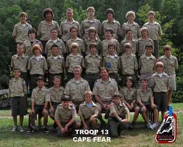 TROOP 13