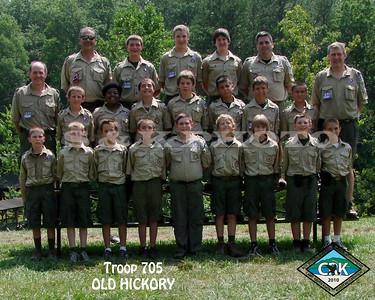 Troop 705