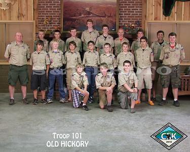 Troop 101