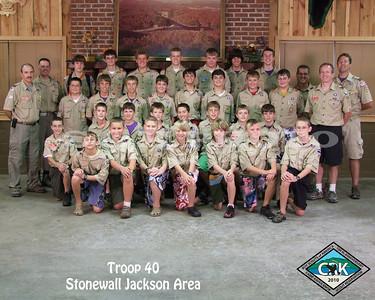 Troop 40
