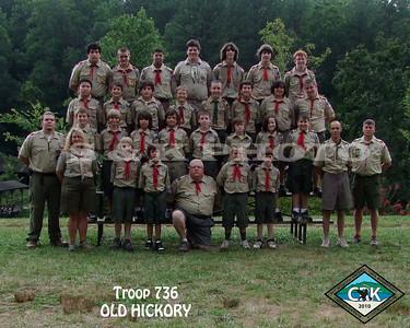 Troop 736