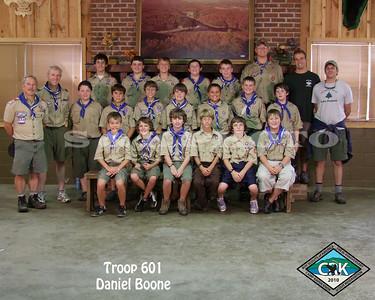 Troop 601
