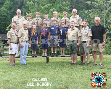 pack 909