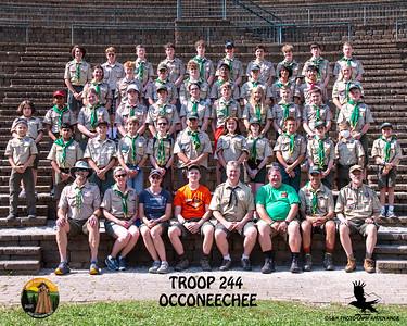 244 occ