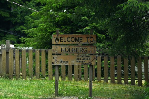 Dimanche 11 juillet passage par Holberg