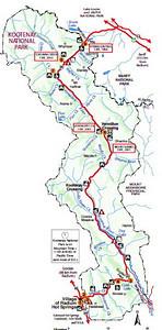 la route 40, qui traverse Kootenay national, célèbre pour ses animaux...Echec total!