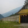 Covered bridge, Revelstoke, British Columbia, Canada