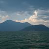 Scenic view of lake, British Columbia, Canada