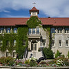 St. Eugene Golf Resort and Casinoformerresidential schoolconverted to aNative-owned casino, Cranbrook, British Columbia, Canada