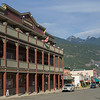 Hotel Building, Kaslo, West Kootenay, British Columbia, Canada