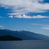 Clouds over Lake, Gray Creek, British Columbia, Canada