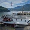SS Moyie sternwheeler, Kootenay Lake, Kaslo, British Columbia, Canada