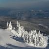 Snow Ghost in Sun Peaks Resort, Sun Peaks, Kamloops, British Columbia, Canada