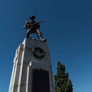Parliament Building War Monument, Victoria, Vancouver Island, British Columbia, Canada