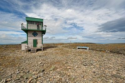 2014 30 Août Mont Jacques Cartier (vent)
