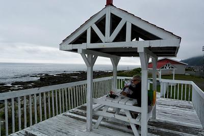 2014 31 Août route vers Gaspé (pluie)