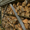 Firewood, Lake of The Woods, Ontario, Canada
