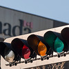 Traffic signals at Queens Square, Charlottetown, Prince Edward Island, Canada