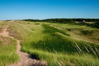 Cavendish Dunelands Trail, Green Gables, Prince Edward Island, Canada