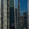 Glass Fa�ade of Office Buildings, Toronto, Ontario, Canada