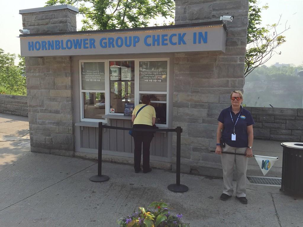 Voyage to Niagra Horseshoe Falls Hornblower Boat  Tour, Ontario, Canada