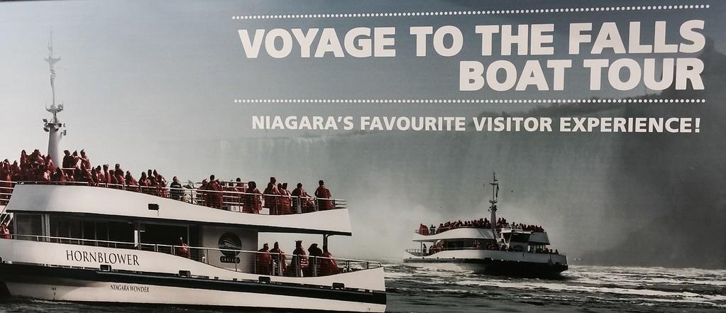 Voyage to Niagra Falls, Ontario, Canada