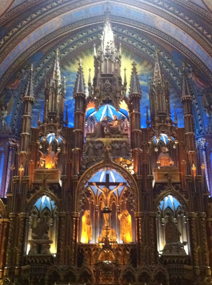Notre-Dame Basilica (Montreal) Tauck Tours