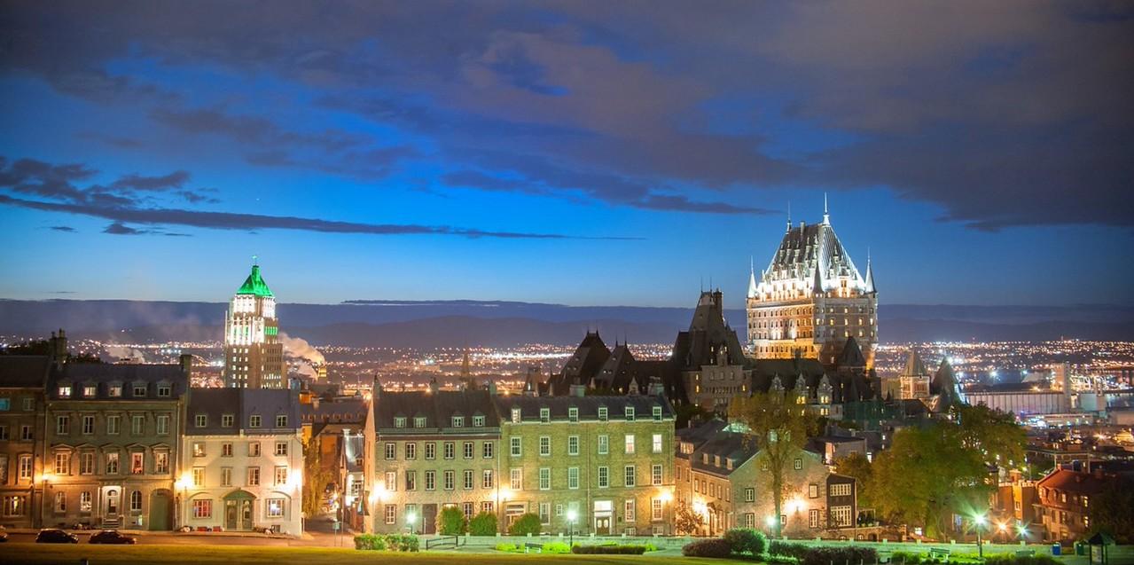 Fairmont Le Chateau Frontenac Hotel, Quebec City