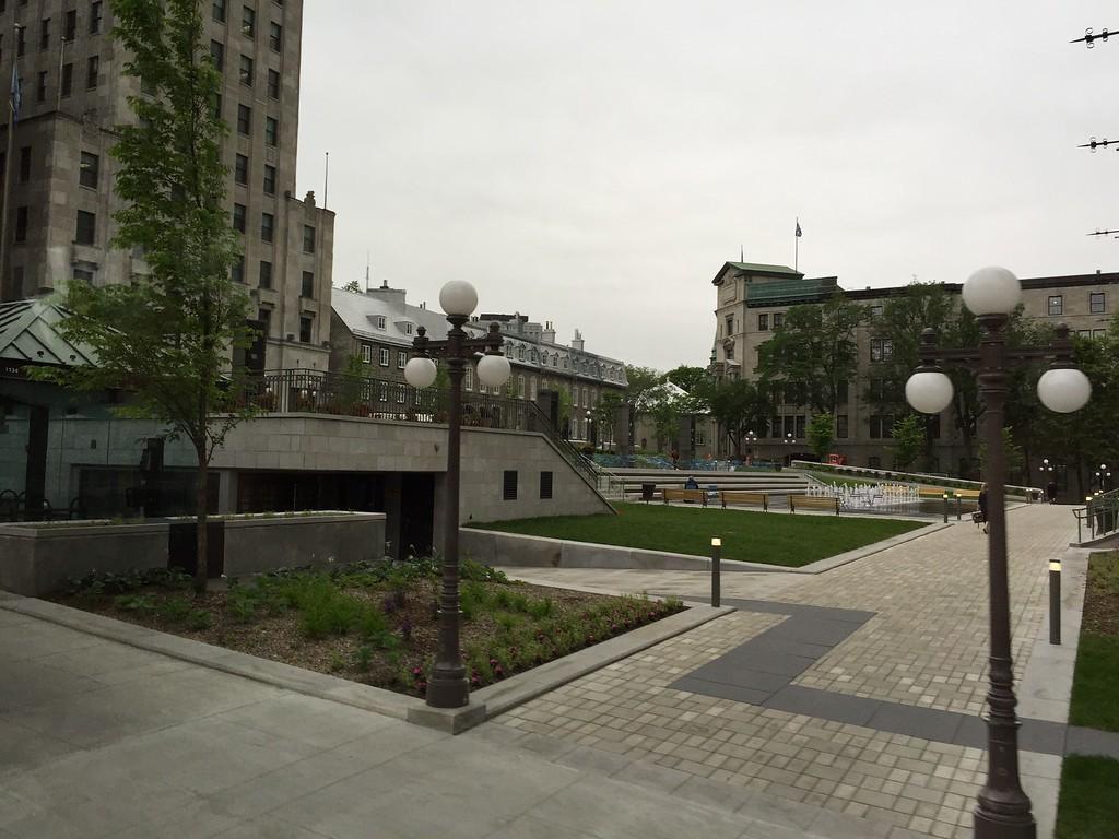 Touring Quebec City, Canada