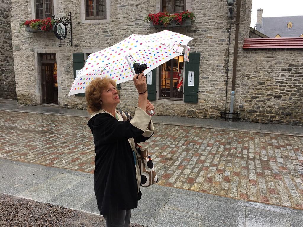 Touring Quebec City, Quebec, Canada