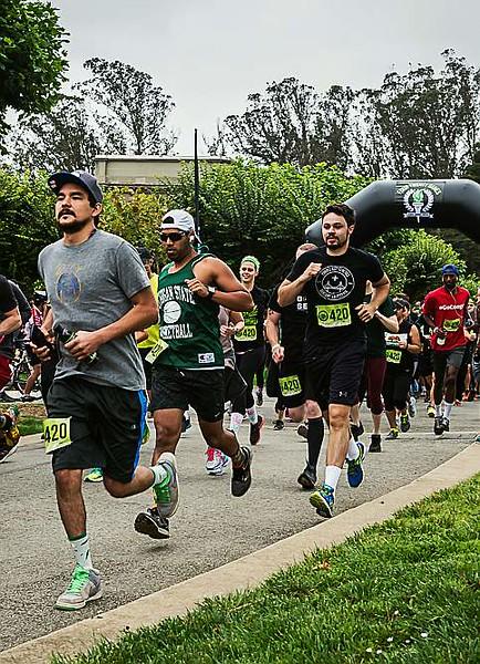 Strong start @ 420 Games, Golden Gate Park 8-27-16