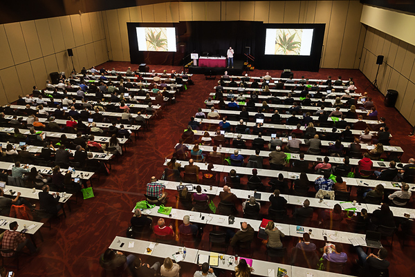 CANNABIS CULTIVATION CONFERENCE '18