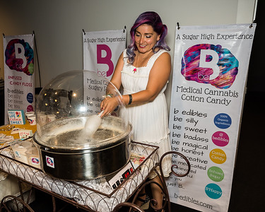 Vanessa Corrales of Be Edibles